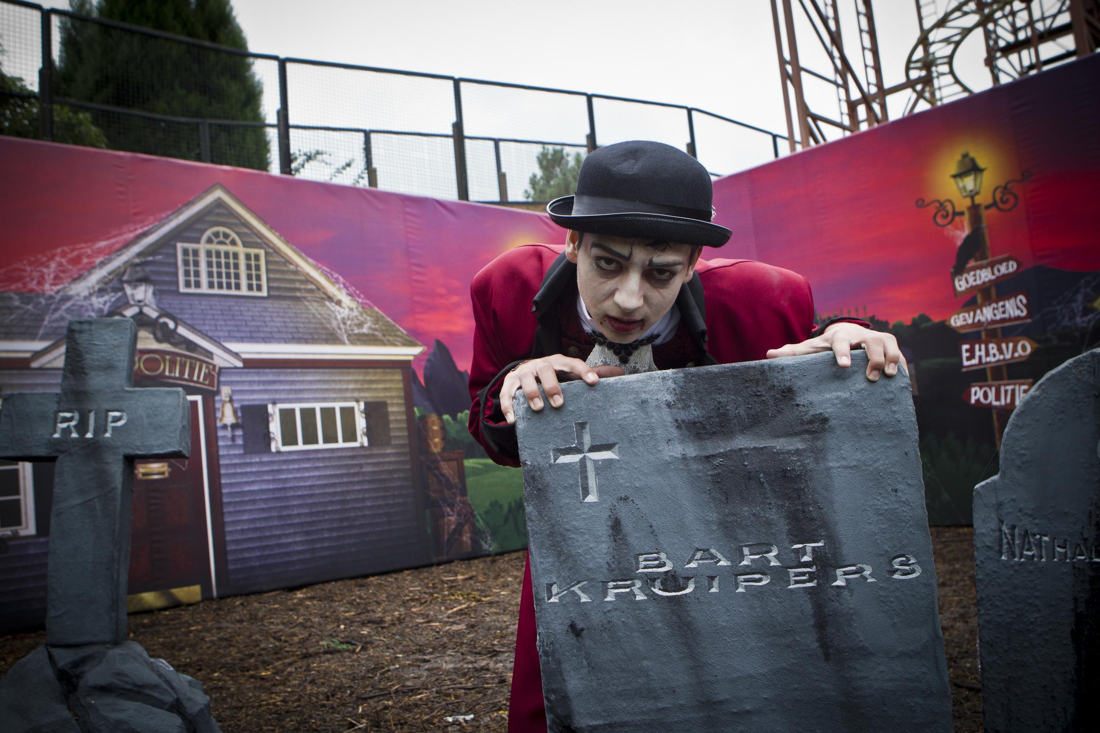 Bobbejaanland Halloween.Bibberen En Beven Met Halloween In Bobbejaanland