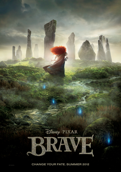 Brave - Change Your Fate.
